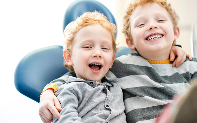 Fun and informative kids' dental appointments